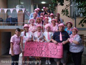 Turisti viterbesi alla Notte rosa di Cattolica