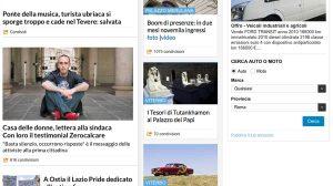 """La mostra """"I tesori di Tutankhamon"""" su Repubblica"""