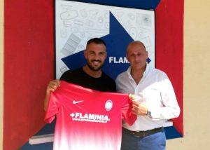 Sport - Calcio - Flaminia - Alessandro Morbidelli