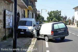 Marta - L'incidente in via Capodimonte