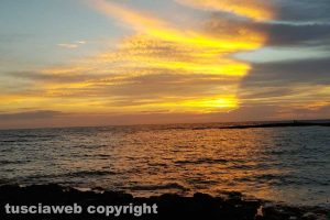 Otranto - Un tramonto in Salento