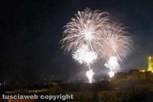 Marta - I fuochi d'artificio per Santa Marta