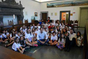 Bagnoregio - Il terzo Summer camp