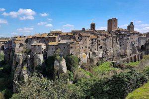 Vitorchiano - Il borgo medioevale