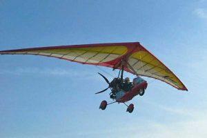 Tarquinia - Associazione Volo sportivo per l'avvistamento incendi
