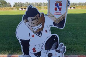 Sport - Calcio - Fulgur Tuscania - La nuova mascotte 'Billy'