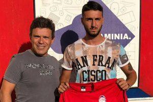 Sport - Calcio - Flaminia - Bravini e Berni
