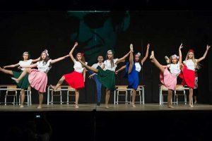 Pescia Romana - Lo spettacolo di danza