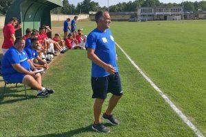 Sport - Calcio - Flaminia - Il tecnico Schenardi
