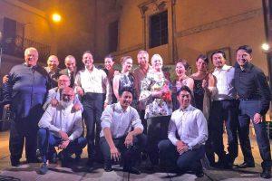 Orte - I vincitori del concorso Lirica sul Tevere