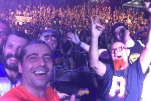 """Spettacolo - La prima edizione di """"Marta rock music"""""""