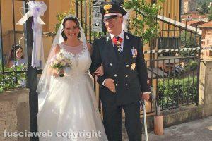Soriano nel Cimino - Il matrimonio di Diana Fochetti