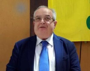 Vannino Cappelloni, presidente Pensionati Coldiretti Lazio