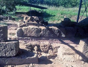 Parco del Treja - Il santuario falisco di Monte Li Santi