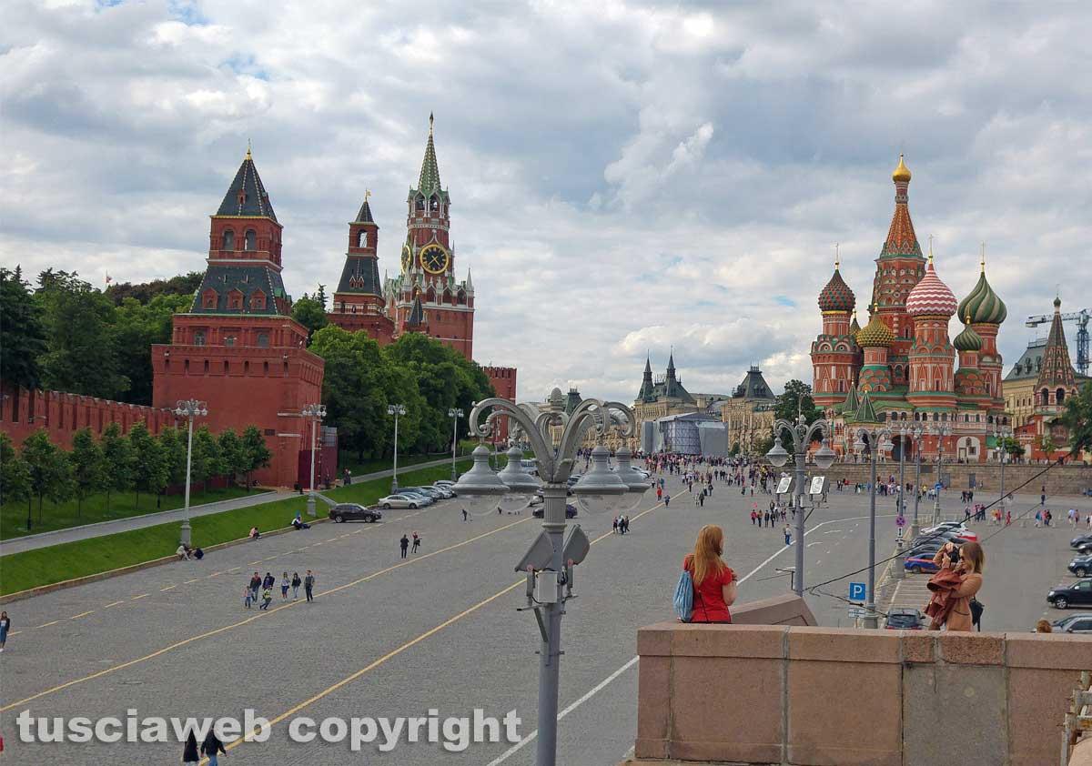 Mosca annulla le restrizioni anti-Covid |
