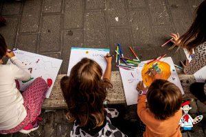 Tarquinia - L'iniziativa per le vie del centro
