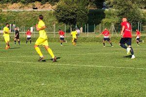 Sport - Calcio - Flaminia - L'amichevole contro il Gravina