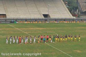 Sport - Calcio - Viterbese - Il match contro l'Ascoli