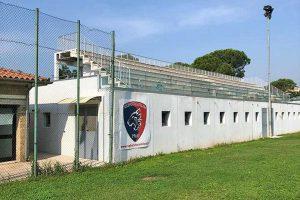Sport - Rugby - L'impianto dell'Amatori Civita Castellana dopo i lavori