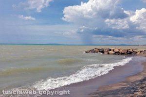 Tarquinia - Il mare