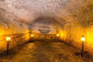 Viterbo Sotterranea - Antico luogo di culto