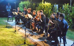 Tarquinia - Il concerto dell'Accademia Tarquinia musica alla Cittadella di Semi di pace