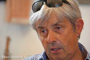 Capodimonte - Il sindaco Mario Fanelli