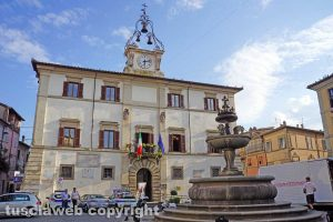 Ronciglione - Il municipio