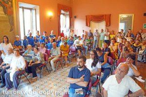 Ronciglione - La presentazione dl Palio di San Bartolomeo