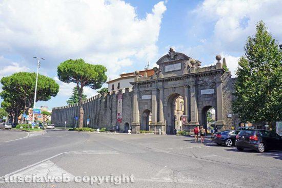 Viterbo - Porta Fiorentina