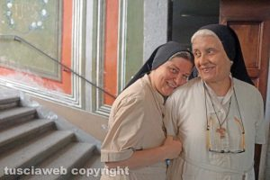 Viterbo - La vita nel Monastero di Santa Rosa