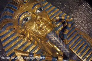 Viterbo - La mostra I tesori di Tutankhamon