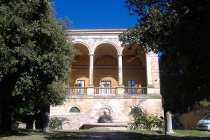 Tarquinia - Villa Bruschi Falgari
