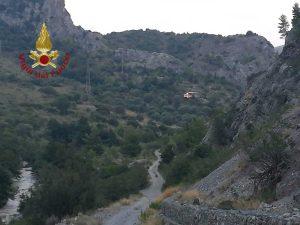 Cosenza - Torrente Raganello travolge escursionisti