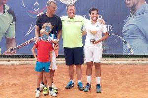 Sport - Tennis - Il torneo open di Acquapendente