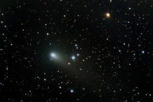 La cometa 21P/Giacobini-Zinner
