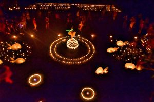 La notte delle candele a Vetralla