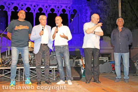 Viterbo - Sandro Rossi, Giovanni Arena, Andrea Baffo, Lino Fumagalli e Massimo Mecarini