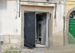Viterbo - Il free shop a piazza delle Erbe