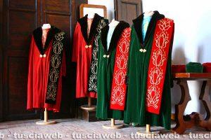 Viterbo - Santa Rosa - Corteo storico - Le nuove stole dei notai del 15esimo secolo