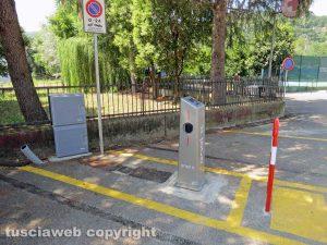 Orte - Colonnina per la ricarica di veicoli elettrici