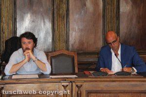 Viterbo - Comune - La quarta commissione