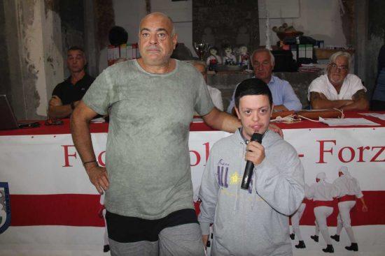 Sandro Rossi e Federico Moretti