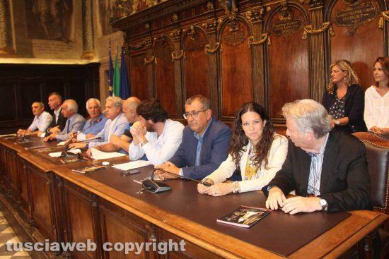 Viterbo - Santa Rosa 2018 - La conferenza in comune