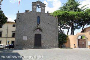 Viterbo - Piazza del Gesù