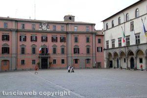 Viterbo - Piazza del Plebiscito