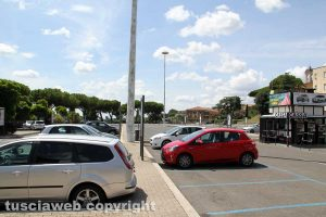Viterbo - Parcheggio del Sacrario