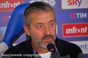 Sport - Calcio - Sampdoria - Marco Giampaolo