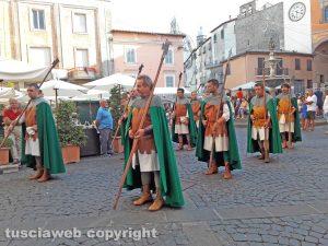 Montefiascone - Il corteo storico cittadino