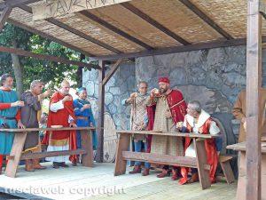 Montefiascone - Defuk e il corteo storico